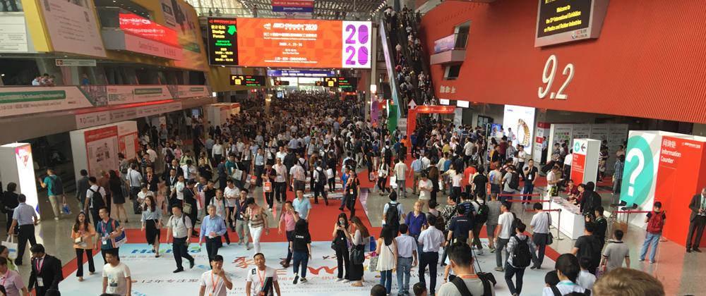 CHINAPLAS2019國際橡塑展華麗開幕!