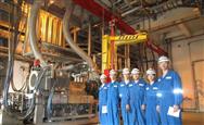科倍隆ZSK擠出機成功助力中海殼牌PP裝置連續運行超過489天