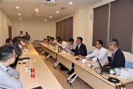 中國塑協代表團參觀考察百爾羅赫集團馬來西亞公司