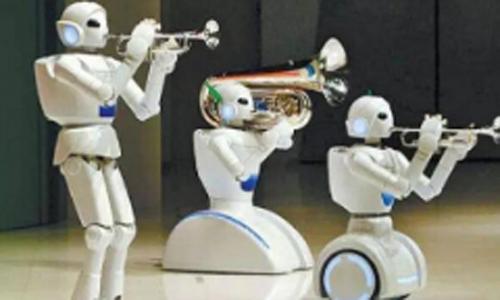 本土工業機器人這是怎么了?