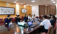 辽宁省阜新市赖化平副市长一行莅临力劲集团调研指导