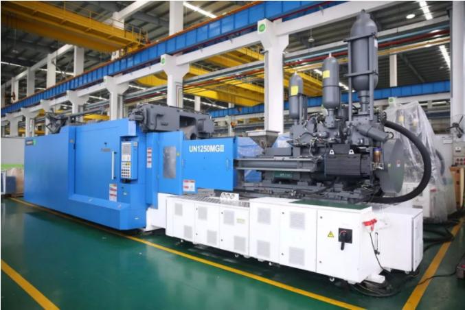 成功投产!伊之密1250吨半固态镁合金触变成型机进驻德国客户