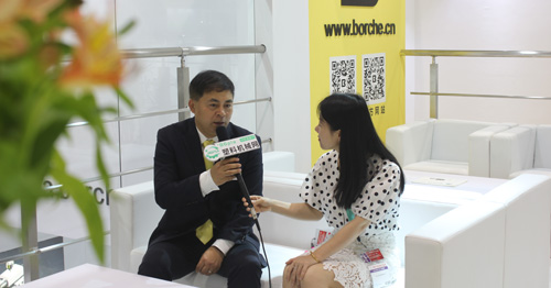CHINAPLAS 2019专访:博创智能董事长 朱康建