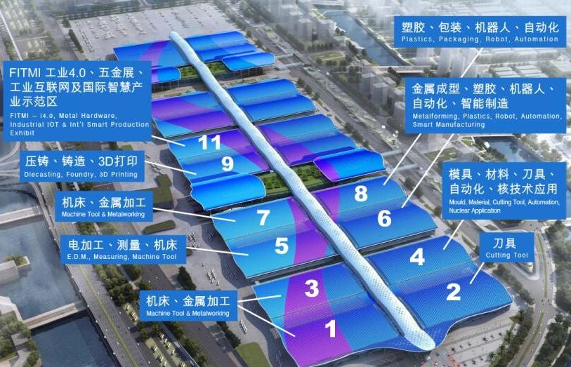 相约深圳大湾区工博会,柳州精业机器注拉吹机型精彩登场